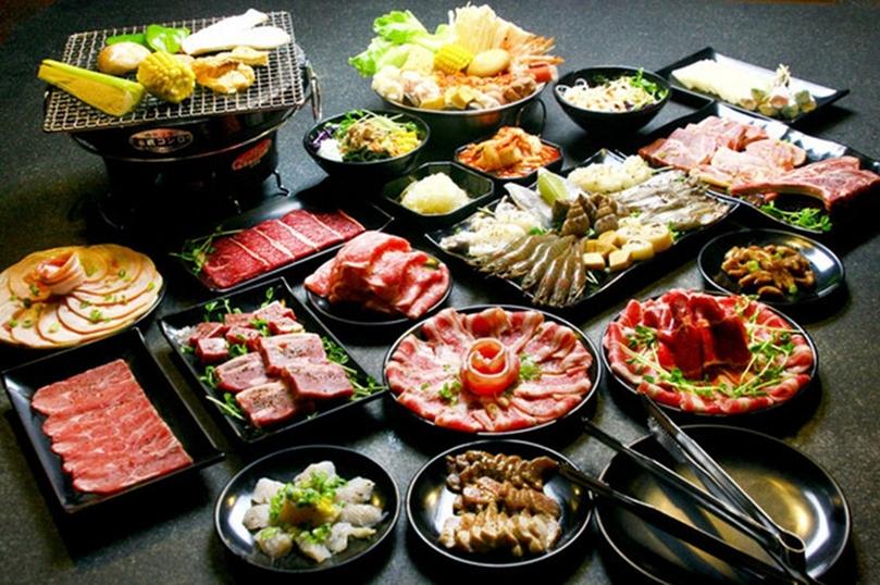 Khóa học nấu ăn Hàn Quốc.Dạy nấu ăn Hàn quốc. 01